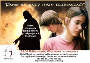 2016.04.23. dzieńskupienia Włocławek